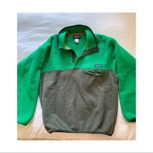 Men's Patagonia Colorblock Fleece